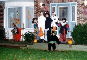 Halloween Outside