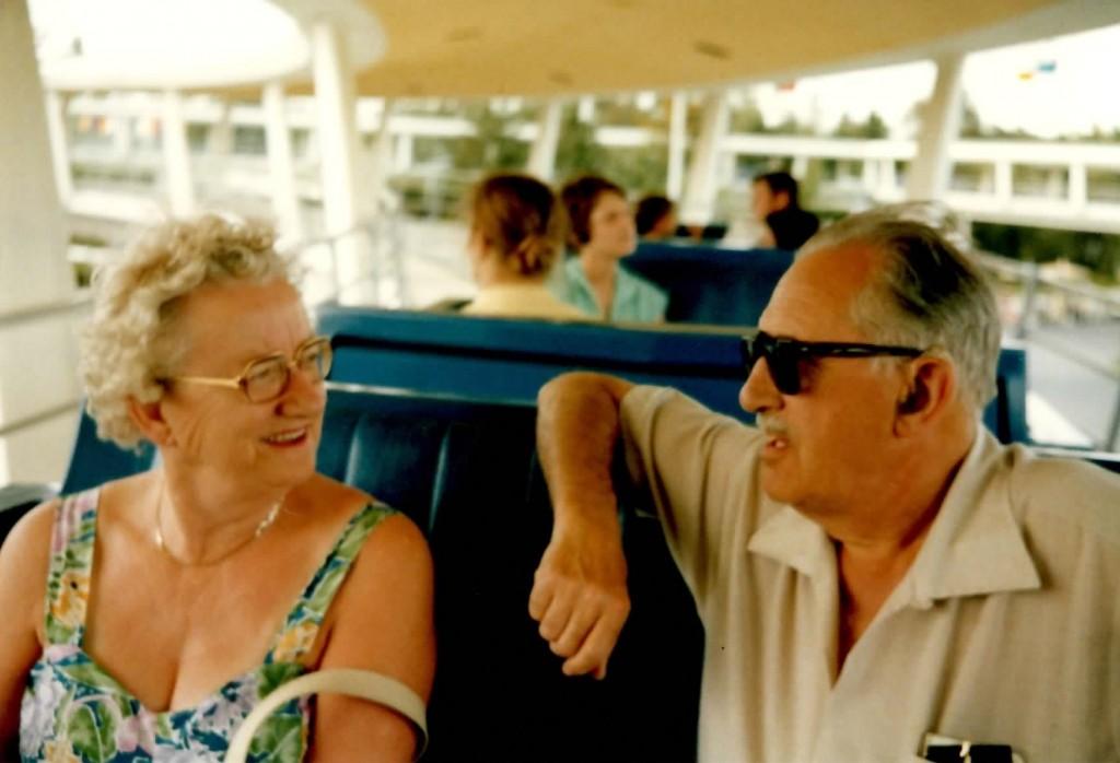 Grandma and Papa Radford